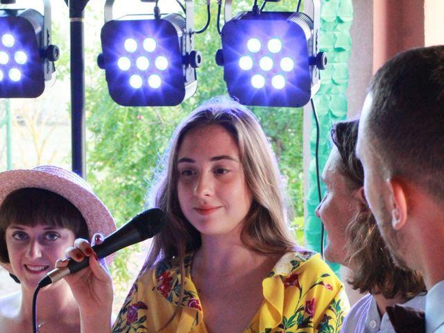 La boda de Dennys y Amanda en Lluchmajor, Islas Baleares 47