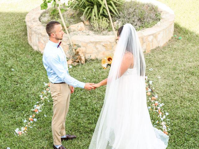 La boda de Dennys y Amanda en Lluchmajor, Islas Baleares 50