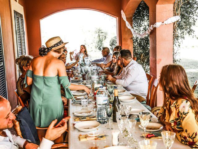 La boda de Dennys y Amanda en Lluchmajor, Islas Baleares 51