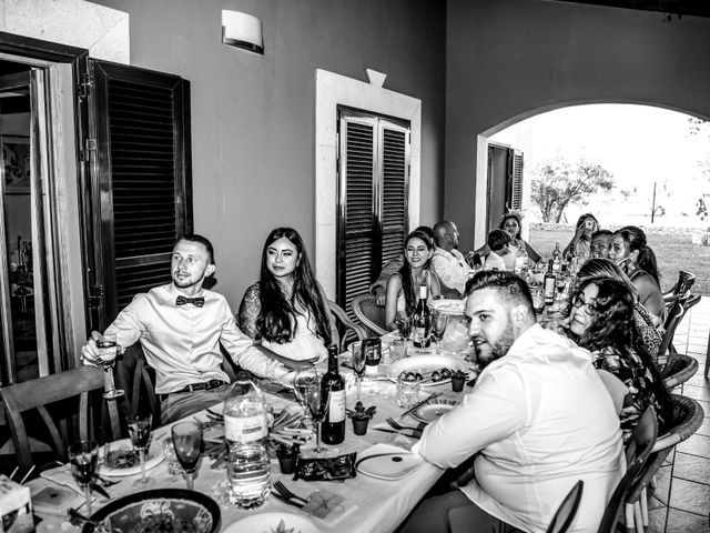 La boda de Dennys y Amanda en Lluchmajor, Islas Baleares 53