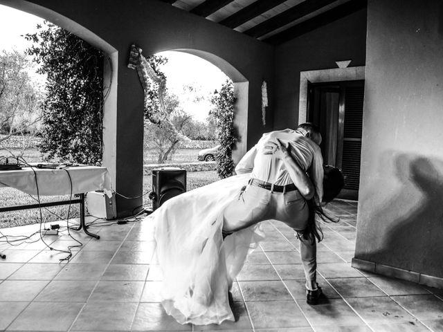 La boda de Dennys y Amanda en Lluchmajor, Islas Baleares 60