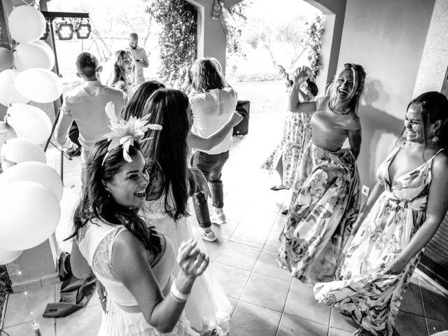 La boda de Dennys y Amanda en Lluchmajor, Islas Baleares 61