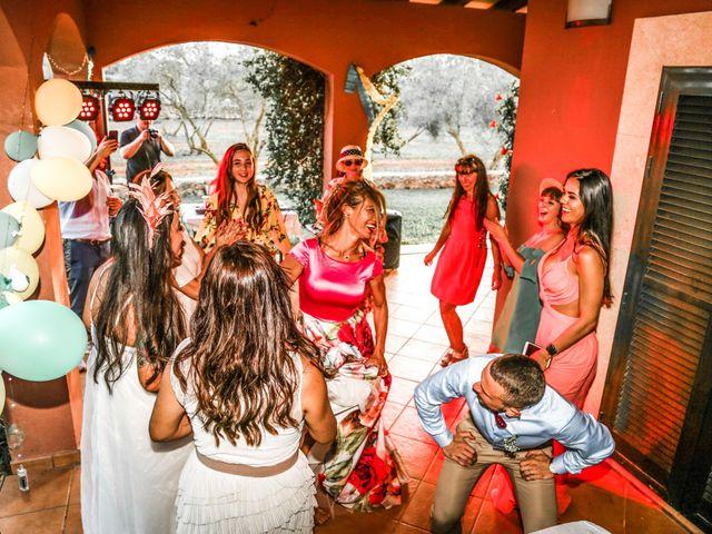 La boda de Dennys y Amanda en Lluchmajor, Islas Baleares 62