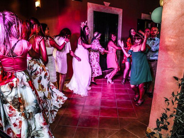 La boda de Dennys y Amanda en Lluchmajor, Islas Baleares 63