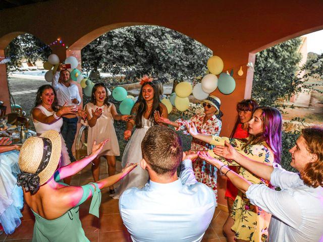 La boda de Dennys y Amanda en Lluchmajor, Islas Baleares 65