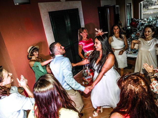 La boda de Dennys y Amanda en Lluchmajor, Islas Baleares 66