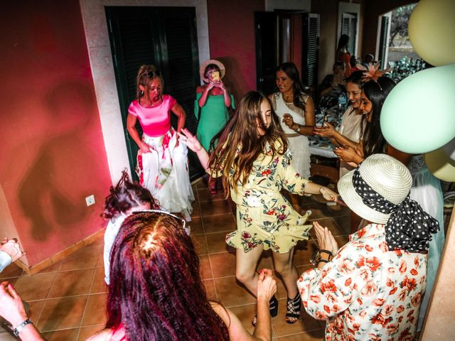 La boda de Dennys y Amanda en Lluchmajor, Islas Baleares 67