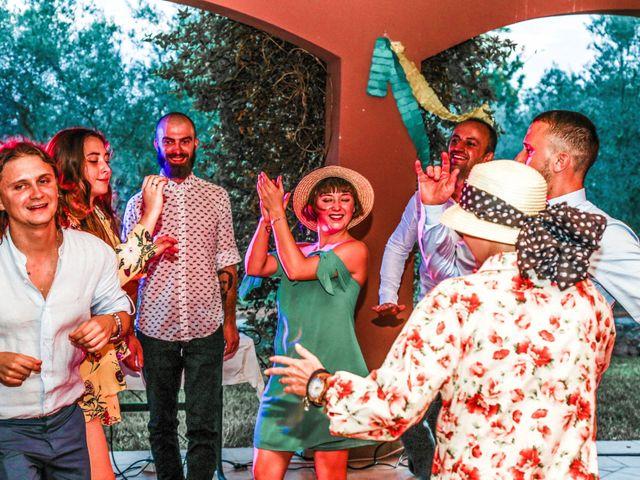 La boda de Dennys y Amanda en Lluchmajor, Islas Baleares 69