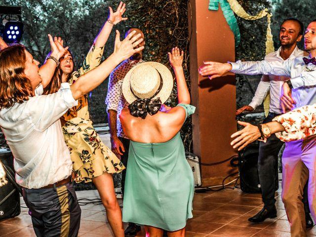 La boda de Dennys y Amanda en Lluchmajor, Islas Baleares 71