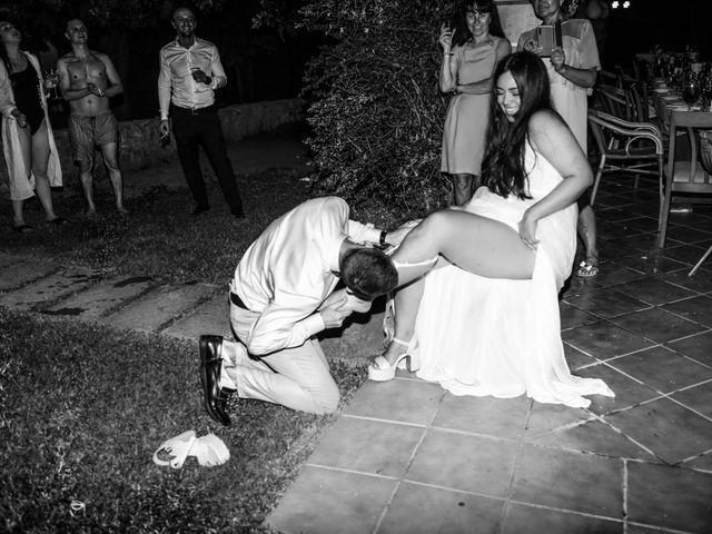 La boda de Dennys y Amanda en Lluchmajor, Islas Baleares 73