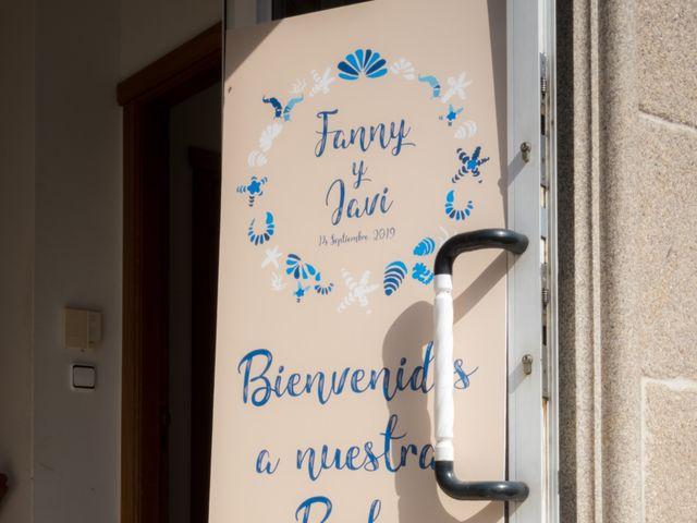La boda de Javi y Fanny en Bueu (Resto Parroquia), Pontevedra 7