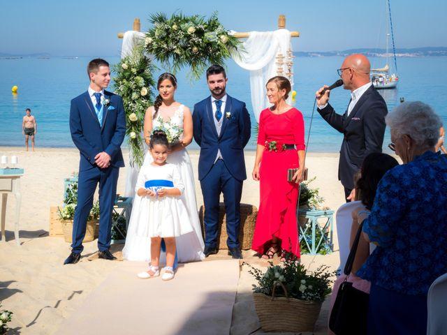 La boda de Javi y Fanny en Bueu (Resto Parroquia), Pontevedra 8