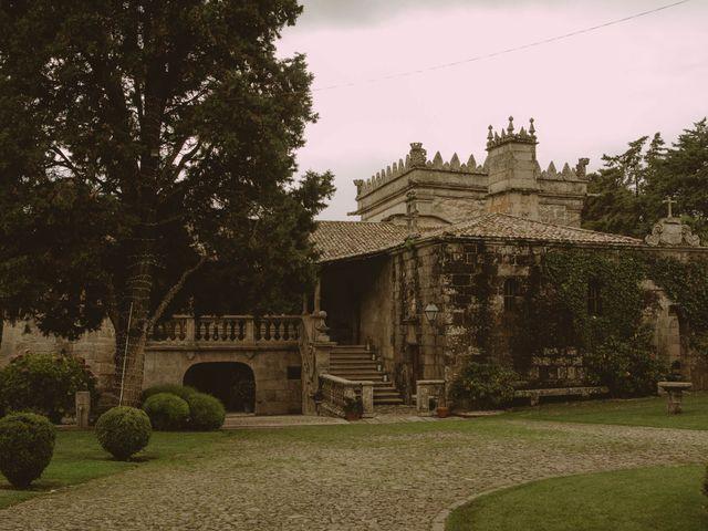 La boda de Jacobo y Bea en Nigran, Pontevedra 1