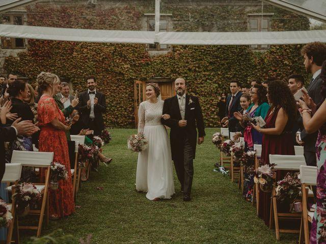 La boda de Jacobo y Bea en Nigran, Pontevedra 26