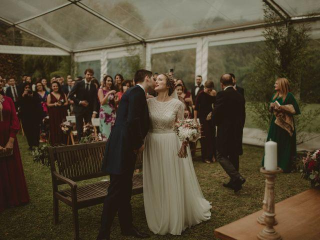 La boda de Jacobo y Bea en Nigran, Pontevedra 27