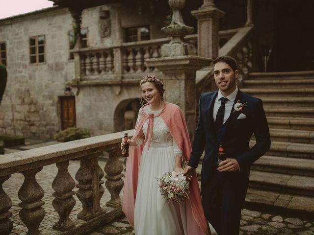 La boda de Jacobo y Bea en Nigran, Pontevedra 54