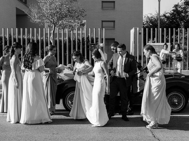 La boda de Seb y Gabriela en Aranjuez, Madrid 30