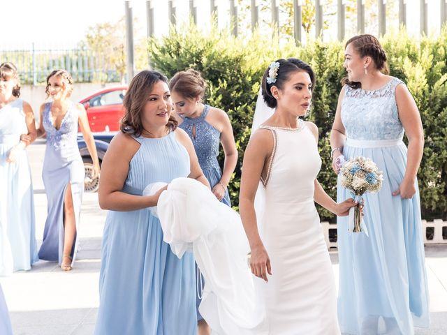La boda de Seb y Gabriela en Aranjuez, Madrid 31