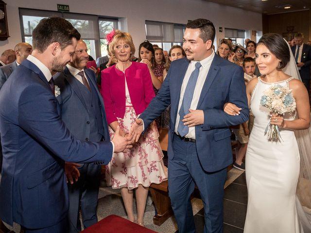 La boda de Seb y Gabriela en Aranjuez, Madrid 33