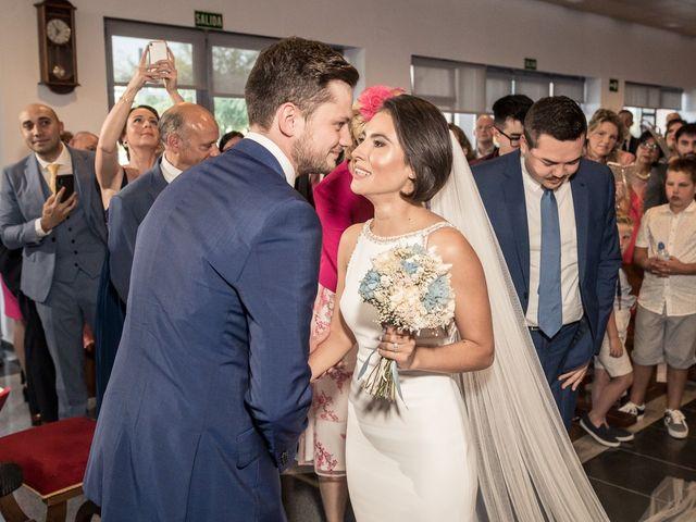 La boda de Seb y Gabriela en Aranjuez, Madrid 34