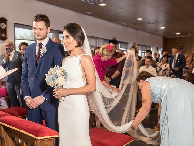 La boda de Seb y Gabriela en Aranjuez, Madrid 35