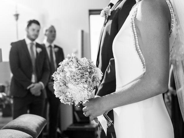La boda de Seb y Gabriela en Aranjuez, Madrid 36