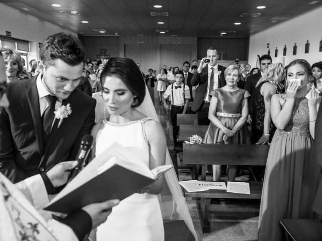 La boda de Seb y Gabriela en Aranjuez, Madrid 41