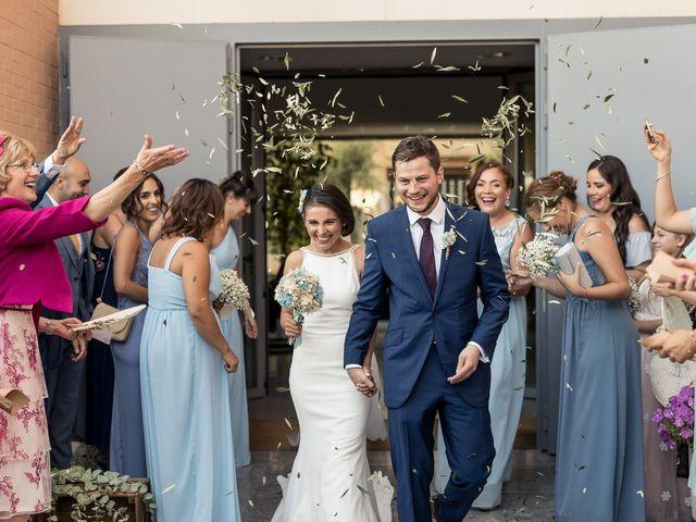 La boda de Seb y Gabriela en Aranjuez, Madrid 45