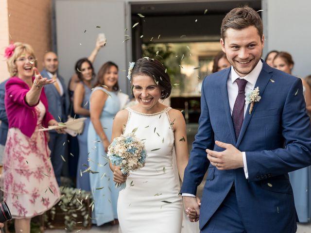 La boda de Seb y Gabriela en Aranjuez, Madrid 46