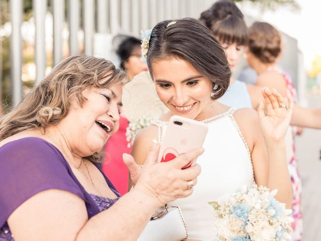 La boda de Seb y Gabriela en Aranjuez, Madrid 47