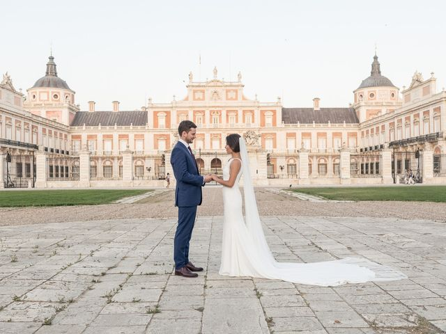 La boda de Seb y Gabriela en Aranjuez, Madrid 57