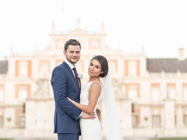 La boda de Seb y Gabriela en Aranjuez, Madrid 58