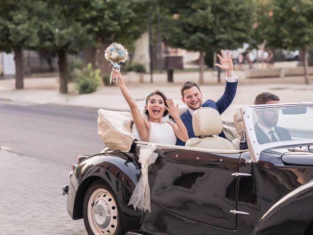 La boda de Seb y Gabriela en Aranjuez, Madrid 59
