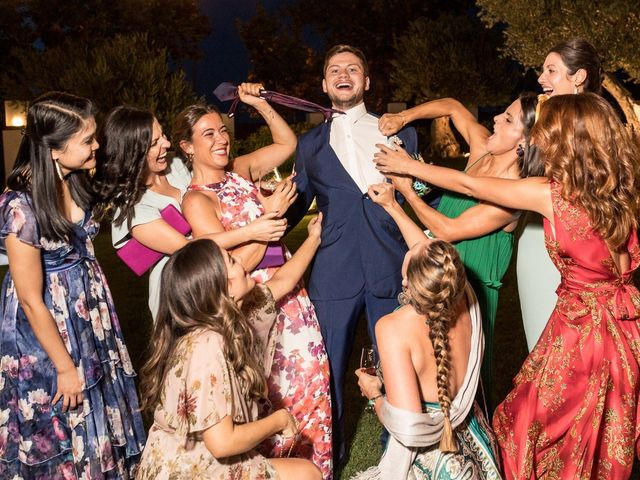 La boda de Seb y Gabriela en Aranjuez, Madrid 62