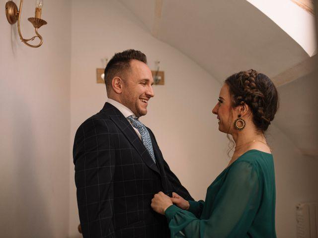 La boda de Mario y Esther en Otero De Herreros, Segovia 25