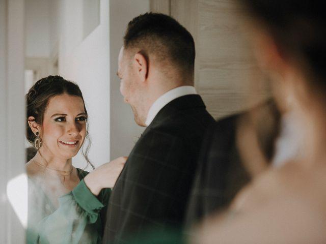 La boda de Mario y Esther en Otero De Herreros, Segovia 29