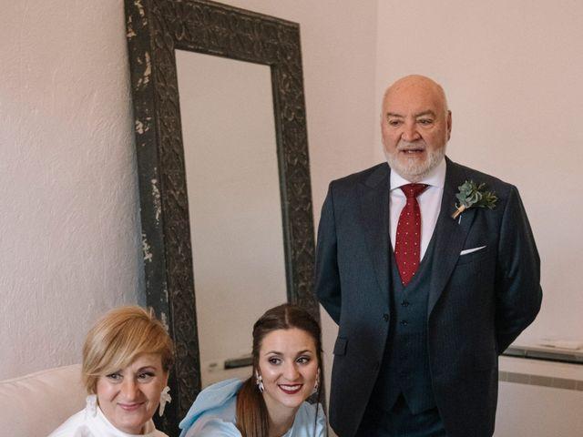 La boda de Mario y Esther en Otero De Herreros, Segovia 40
