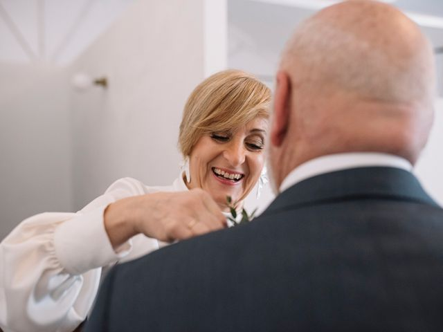 La boda de Mario y Esther en Otero De Herreros, Segovia 43