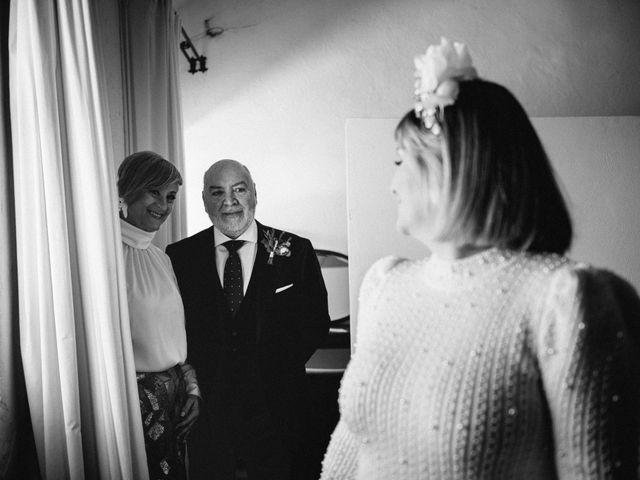 La boda de Mario y Esther en Otero De Herreros, Segovia 57