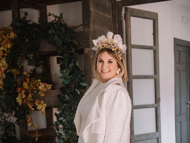 La boda de Mario y Esther en Otero De Herreros, Segovia 71