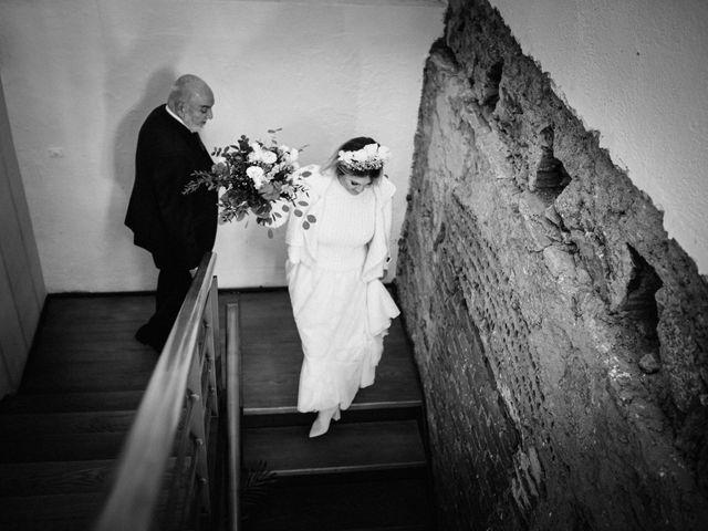 La boda de Mario y Esther en Otero De Herreros, Segovia 76