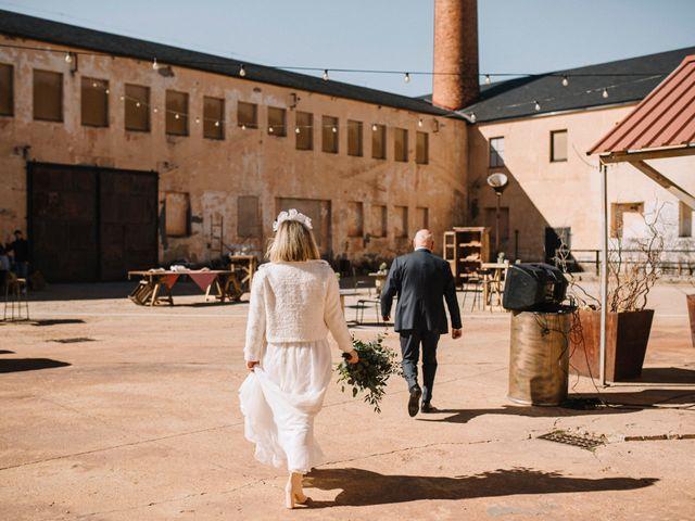 La boda de Mario y Esther en Otero De Herreros, Segovia 77