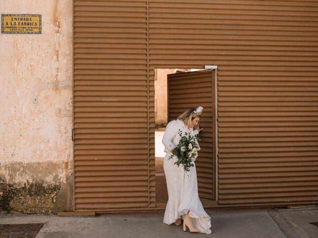 La boda de Mario y Esther en Otero De Herreros, Segovia 79