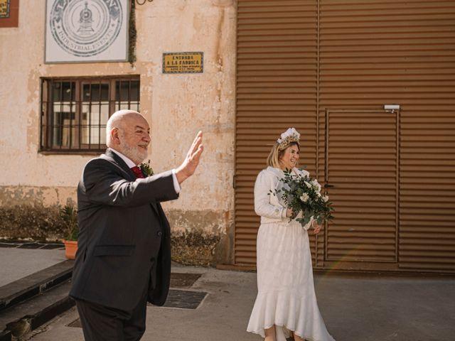 La boda de Mario y Esther en Otero De Herreros, Segovia 80