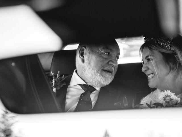 La boda de Mario y Esther en Otero De Herreros, Segovia 81