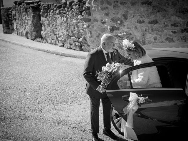 La boda de Mario y Esther en Otero De Herreros, Segovia 83