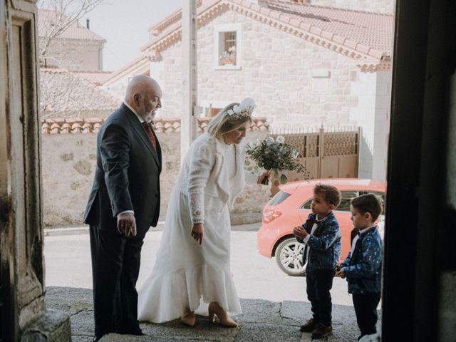 La boda de Mario y Esther en Otero De Herreros, Segovia 84