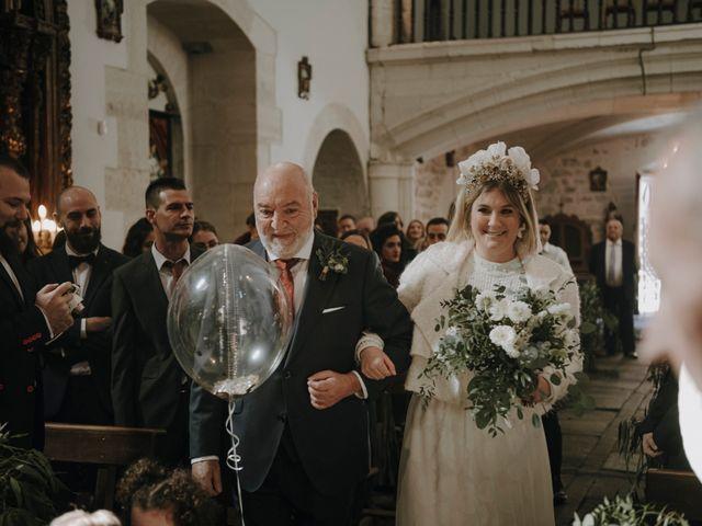 La boda de Mario y Esther en Otero De Herreros, Segovia 85