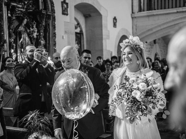 La boda de Mario y Esther en Otero De Herreros, Segovia 86