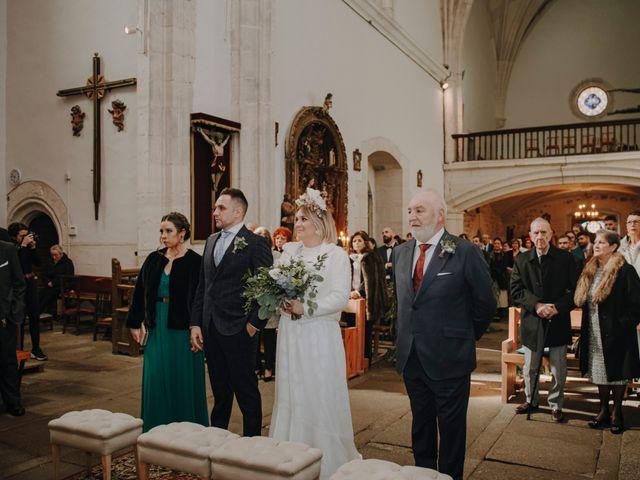 La boda de Mario y Esther en Otero De Herreros, Segovia 87